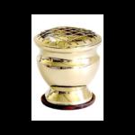 Brass Charcoal Incense Burner