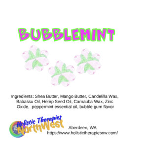 Bubblemint Lip Butter Tube