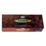 HEM Amber Incense Sticks