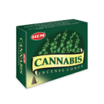 HEM Cannabis Incense Cones