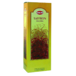 HEM Saffron Incense Sticks