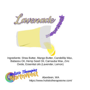Lavenade Lip Butter Tube