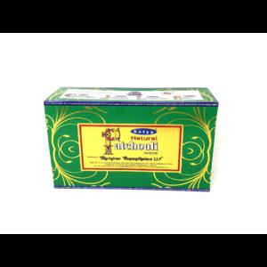 Natural Patchouli incense