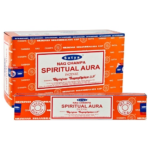 Satya Spiritual Aura Incense Sticks