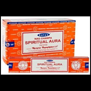 Satya Spiritual Aura Incense Sticks