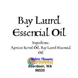 Bay Laurel Essential Oil 10ml Bottle