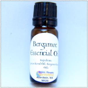 Bergamot Essential Oil 10ml Bottle