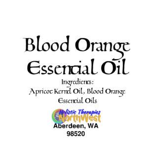Blood Orange Essential Oil 10ml Bottle
