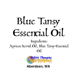 Blue Tansy Essential Oil 10ml Bottle