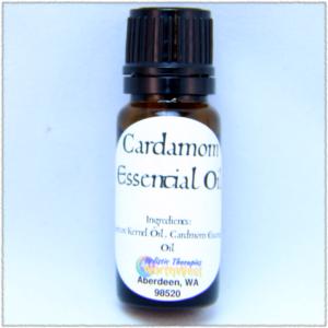 Cardamom Essential Oil 10ml Bottle