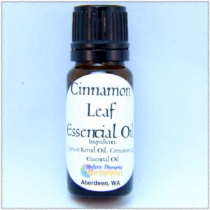 Cinnamon Leaf Essential Oil 10ml Bottle
