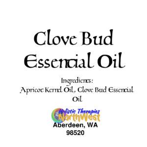 Clove Bud Essential Oil 10ml Bottle