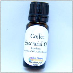 Coffee Essential Oil 10ml Bottle