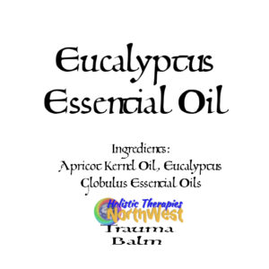 Eucalyptus Essential Oil 10ml Bottle