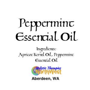 Peppermint Essential Oil 10ml Bottle
