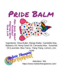 Pride Balm Lip Butter Tube